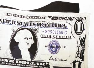 Warhol - One Dollar Bill - 1962